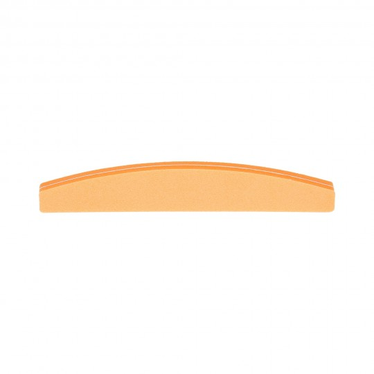 MIMO by Tools For Beauty, Polissoir A Ongles Bateau Orange 100/180 - 1