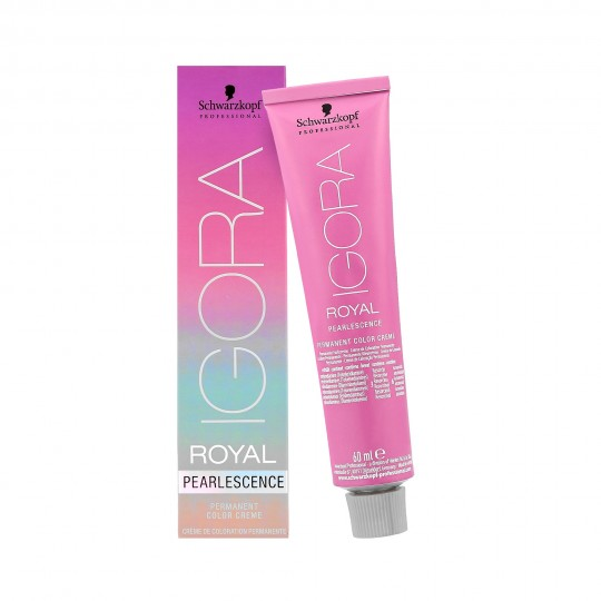 Schwarzkopf Professional Igora Royal Pearlescence Coloration 60ml