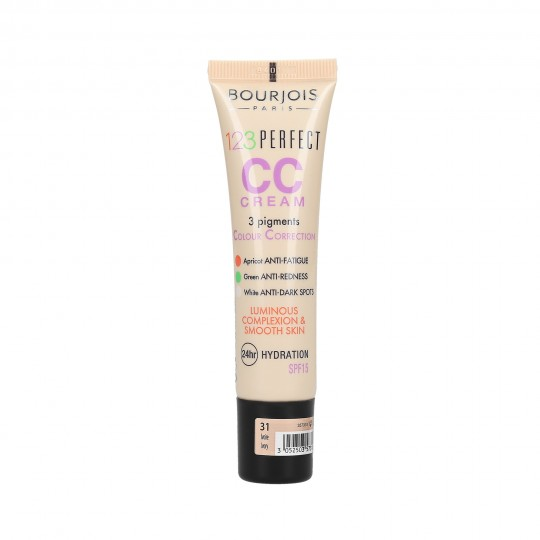 Bourjois 123 Perfect CC Cream - 1