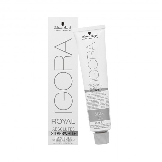 Schwarzkopf Professional Igora Royal Absolutes Silverwhite Coloration 60ml