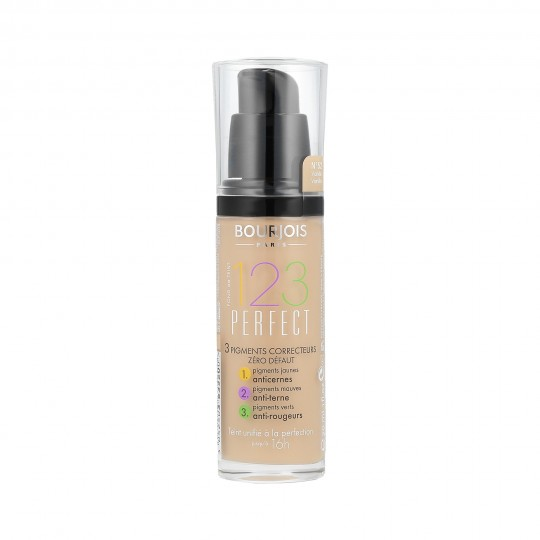 BOURJOIS 123 Perfect Fond de teint 30ml