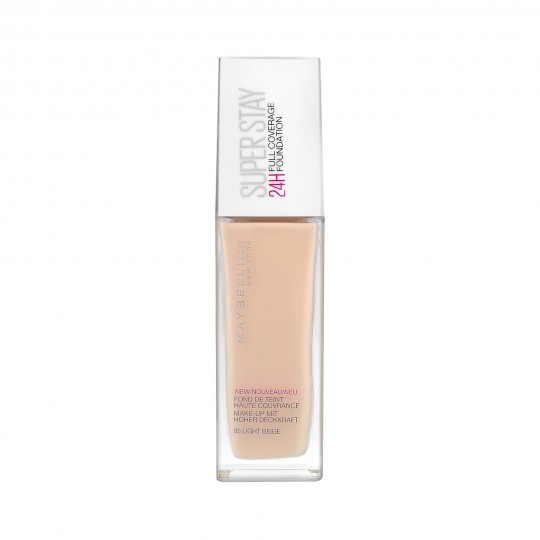 MAYBELLINE SUPERSTAY 24H Full coverage Fond de teint 30ml - 1