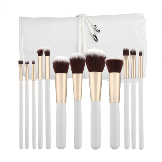 MIMO by Tools For Beauty, Set 12 pinceaux à maquillage