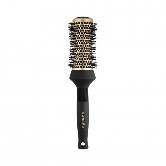 KASHŌKI Hourglass modeling brush - Brosse à cheveux 43mm - 1