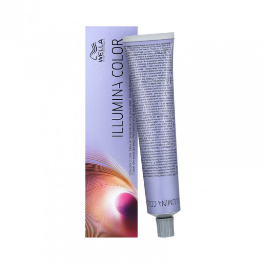 WELLA PROFESSIONALS ILLUMINA COLOR Coloration 60ml