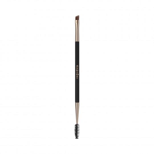 KASHŌKI 412 Lash Brow Brush Pędzel do makijażu oczu