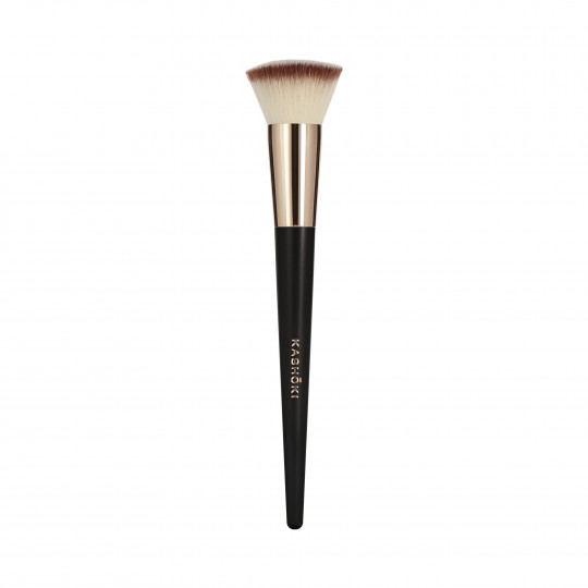 KASHŌKI 100 Flat Top Kabuki Brush Pędzel do pudru