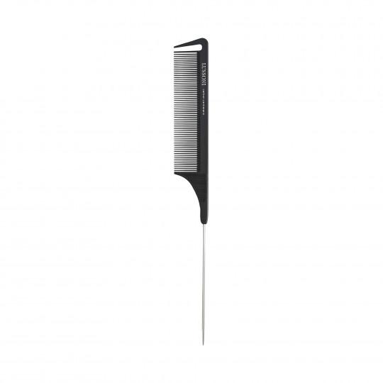 LUSSONI by Tools For Beauty, PTC 306 Peigne avec Queue en Métal
