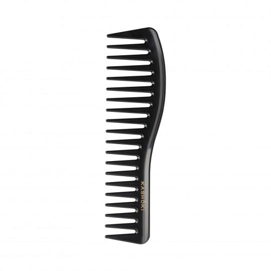 Kashōki by Tools For Beauty, Peigne pour cheveux épais et bouclés SACHIKO - 1