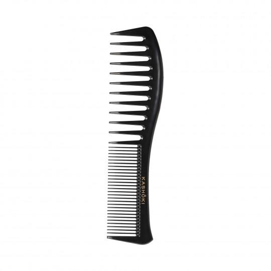 Kashōki by Tools For Beauty, Peigne avec espacement mixte entre les dents TOMOKO - 1