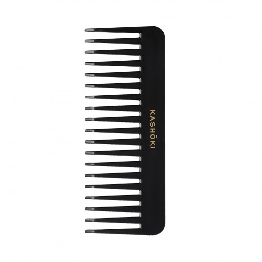 Kashōki by Tools For Beauty, Peigne pour cheveux épais et bouclés KAZUKO - 1