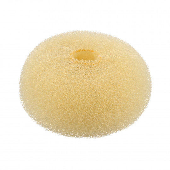 LUSSONI by Tools For Beauty, Chouchou à Chignon Rond, Blond, Ø 90 mm - 1
