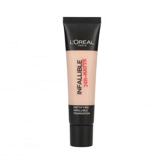 L'OREAL PARIS Infallible 24h Fond de teint mat 36ml - 4