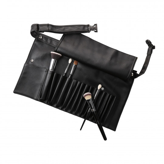 LUSSONI by Tools For Beauty, Trousse Ceinture pour pinceaux à maquillage - 2