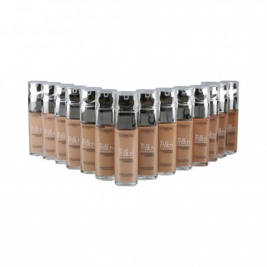 L'Oréal Paris True Match Foundation Fond de teint 30ml - 1
