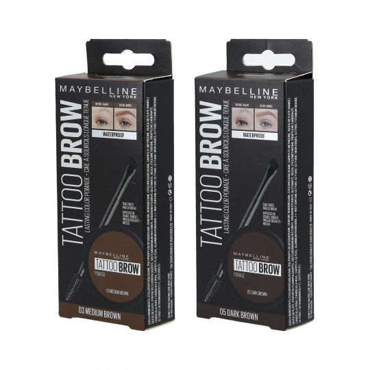 MAYBELLINE TATTOO BROW Cire pour sourcils - 3