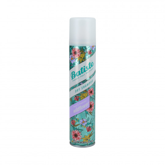 BATISTE WILDFLOWER Shampooing à sec 200ml - 1
