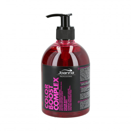 JOANNA PROFESSIONAL COLOR BOOST COMPLEX Shampooing raviveur 500ml