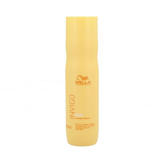 WELLA PROFESSIONALS INVIGO SUN Shampooing après-soleil 250ml