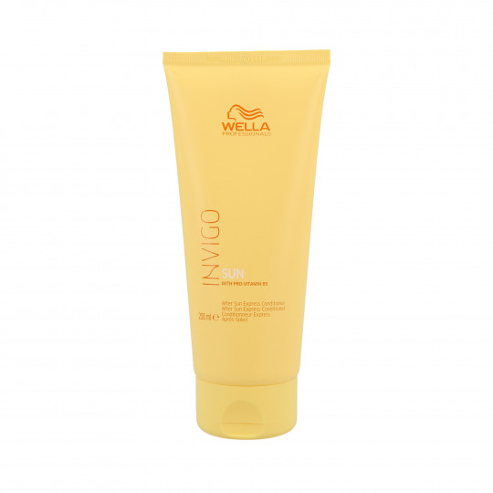 WELLA PROFESSIONALS INVIGO SUN Conditionneur après-soleil 200ml