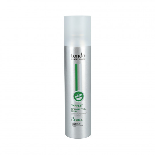 LONDA STYLING Shape It Laque non-aérosol 250ml - 1