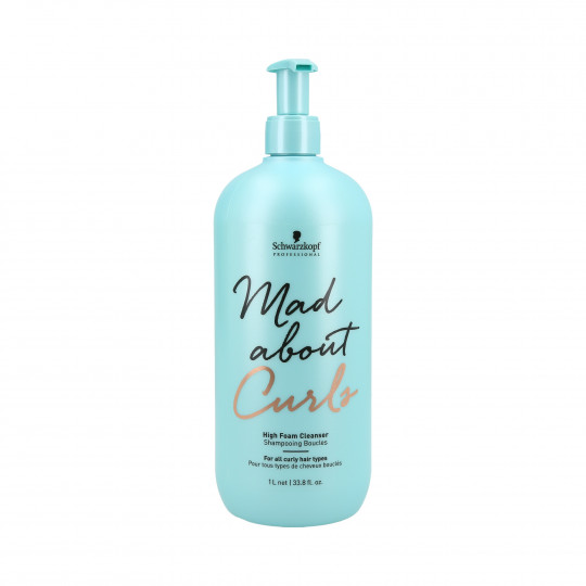 SCHWARZKOPF PROFESSIONAL MAD ABOUT CURLS Shampooing boucles 1000ml