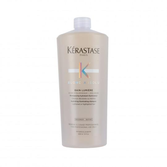 KERASTASE BLOND ABSOLU Bain Lumière Shampooing hydratant illuminateur 1000ml