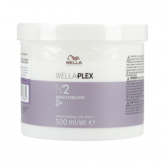WELLA PROFESSIONALS WELLAPLEX N°2 Bond Stabilizer Masque reconstructeur 500ml