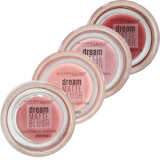 MAYBELLINE DREAM MATTE Blush en crème 9g - 1