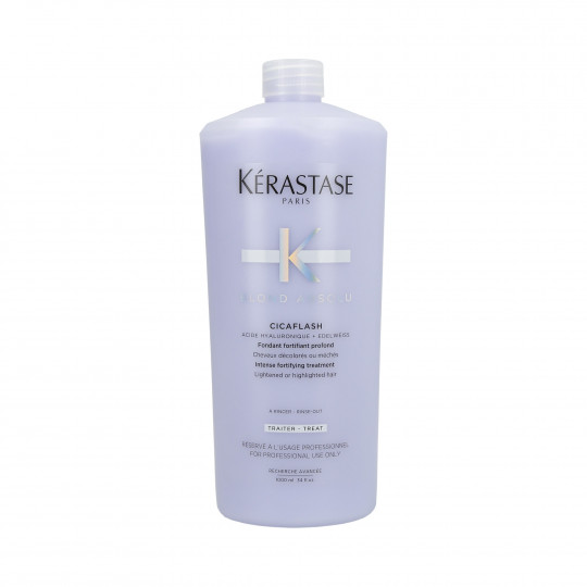 KERASTASE BLOND ABSOLU CICAFLASH Revitalisant fortifiant pour cheveux blonds 1000ml - 1