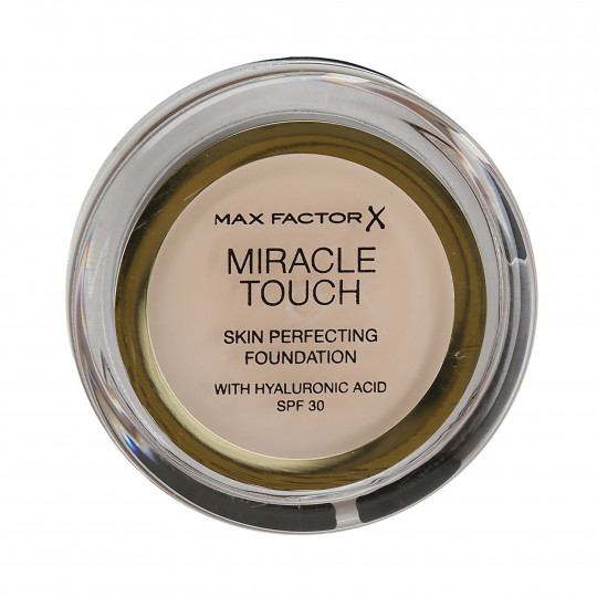 MAX FACTOR MIRACLE TOUCH Fond de teint compact avec SPF30