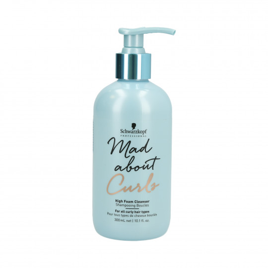 BC MAD ABOUT CURLS CLEANSER HIGH FOAM 300ML