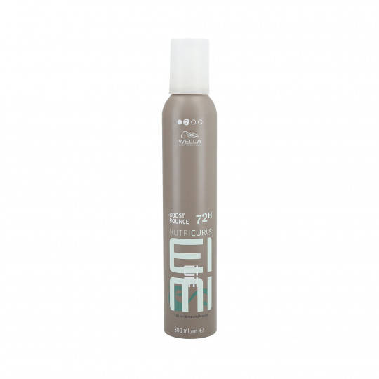 WELLA PROFESSIONALS EIMI NUTRICURLS Boost Bounce mousse 300ml