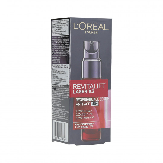 L'OREAL PARIS REVITALIFT LASER X3 Sérum Anti-Âge 30 ml - 1