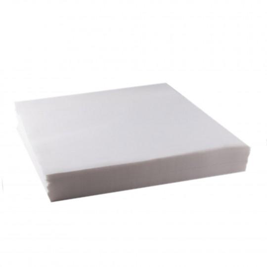 Eko - Higiena Serviette Bio-Éco pour pédicure 50 cm / 40 cm 100 pcs