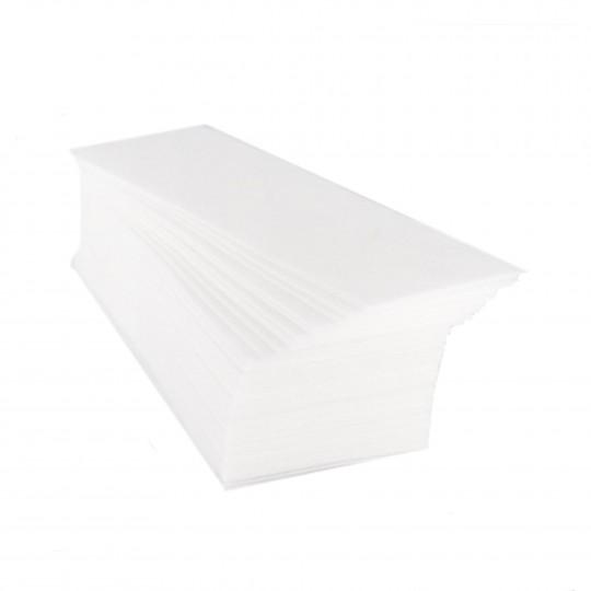 Eko - Higiena Bandes d'épilation en tissu non-tissé (100 pcs)