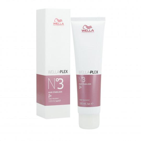 WELLA PROFESSIONALS WELLAPLEX No3 Stabilisateur Cheveux Traitement stabilisant 100ml - 1
