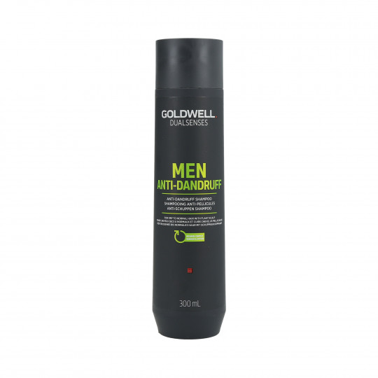 GOLDWELL DUALSENSES MEN Shampooing antipelliculaire 300 ml - 1