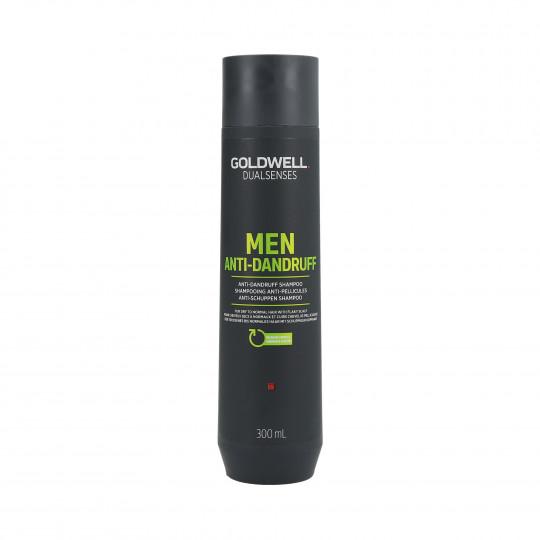 GOLDWELL DUALSENSES MEN Shampooing antipelliculaire 300 ml