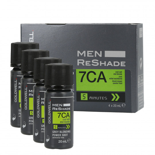 MEN RE-SHADE 7CA 4X20ML