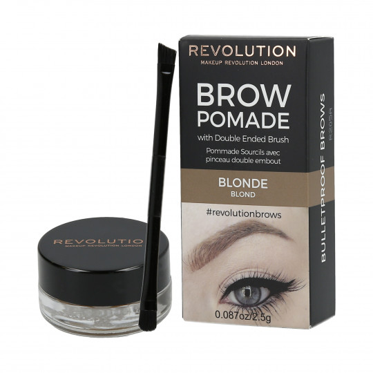 MAKEUP REVOLUTION MAQUILLAGE Pommade Sourcils - 1
