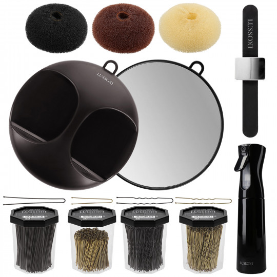 LUSSONI by Tools For Beauty, 10 Pcs Set pour Coiffeurs - 1