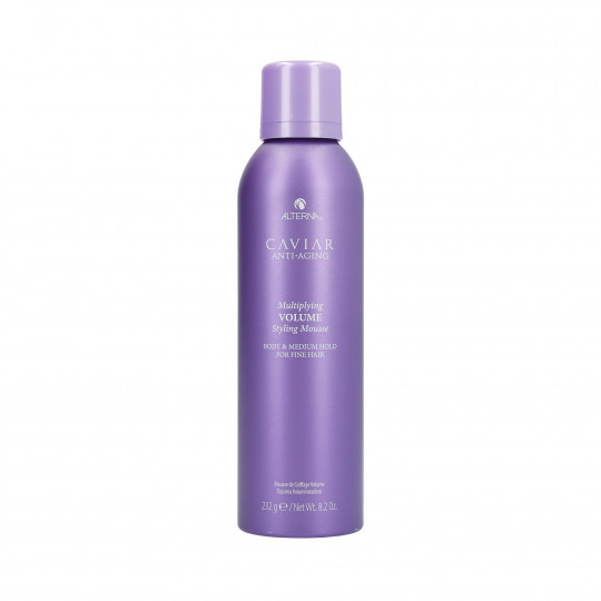 ALTERNA CAVIAR ANTI-AGING MULTIPLYING VOLUME Mousse coiffante 232g - 1