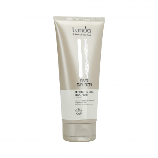 LONDA FIBRE INFUSION Masque régénérant à la kératine 200ml - 1