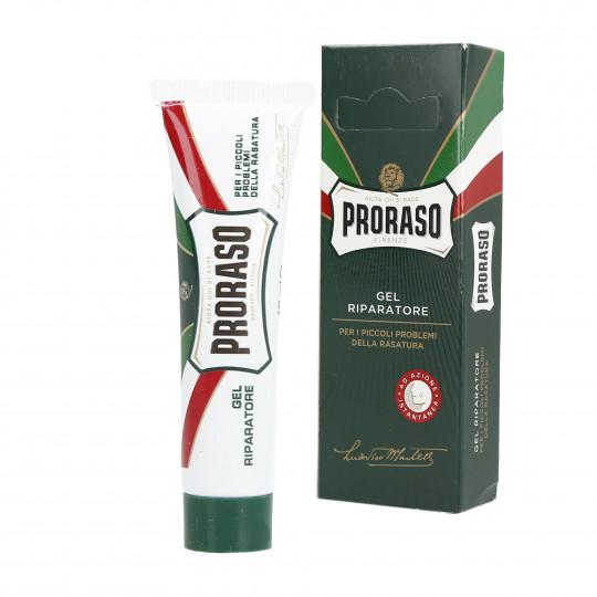 PRORASO GREEN Proraso Gel Réparateur après rasage 10ml