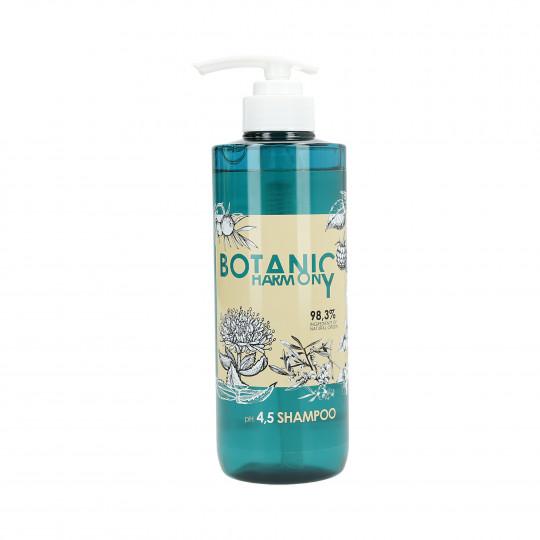 STAPIZ BOTANIC HARMONY Shampooing purifiant pour cheveux pH 4.5 500ml - 1