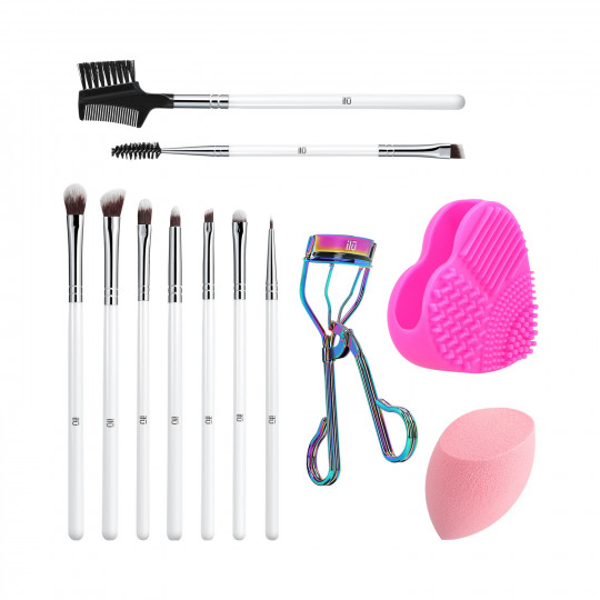 ilū by Tools For Beauty, More Than Meet The Eyes - Set de pinceaux à maquillage - 1