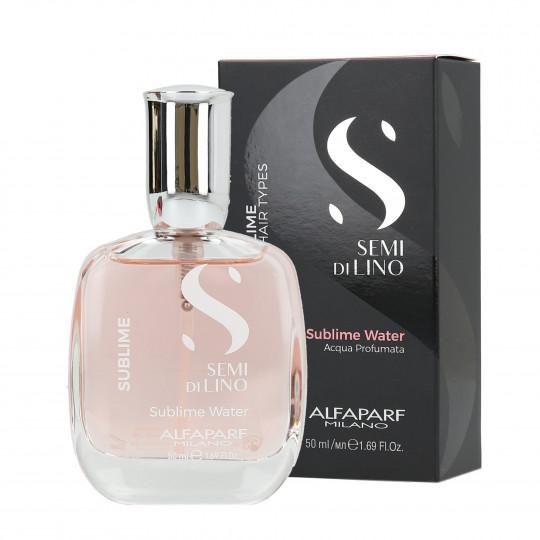 ALFAPARF SEMI DI LINO SUBLIME Water, Eau de parfum pour cheveux et corps 50ml
