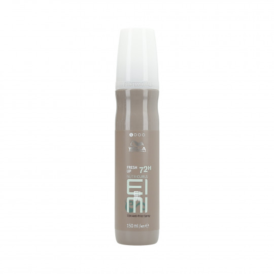 WELLA PROFESSIONALS EIMI NUTRICURLS Fresh Up Spray rafraîchissant pour boucles 150ml - 1