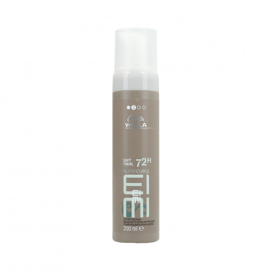 WELLA PROFESSIONALS EIMI NUTRICURLS Soft Twirl Mousse pour boucles 200ml - 1